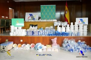 European Police Forces Seize Over €4.5M in Crypto From Darknet LSD Market