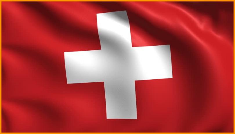 Switzerland Crypto Stand