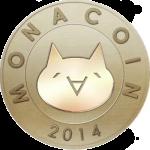 monacoin logo transparent