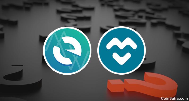 MyEtherWallet or MyCrypto