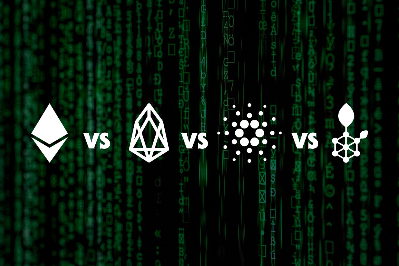 ethereum eos cardano rootstock comparison featured image